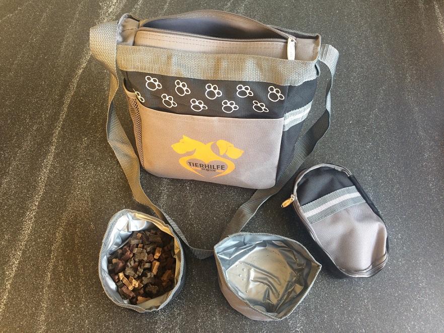 Hunde Reise-Tasche